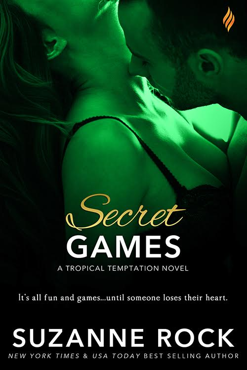 Secret Games Cover